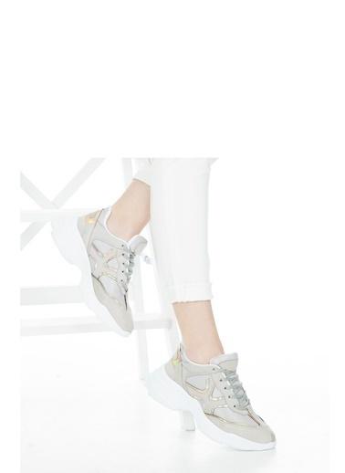 Lela Casual Ayakkabı Gri
